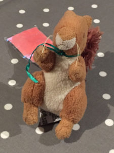 matched betting mum nemesis sammy squirrel school toy
