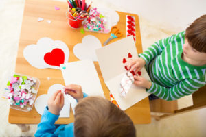Children's subscription boxes provide a variety of craft activities