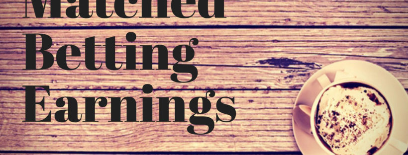 Matched betting mum earnings monthly diary profit accumulator